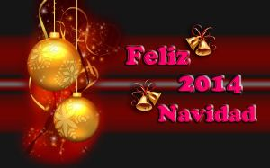 Fondo Feliz Navidad 2014