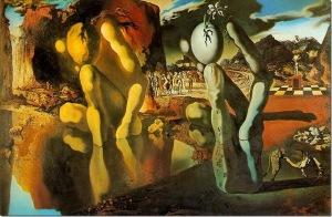Dalí Narciso