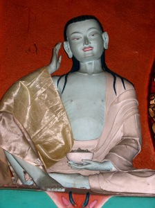 Milarepa_statue