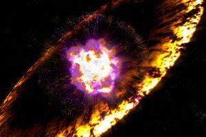 supernova-explosion-cosmic-rays