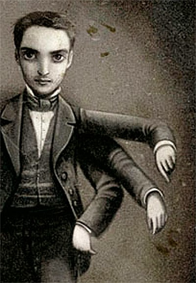 Benjamin-Lacombe-autorretrato