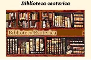 biblioteca esoterica
