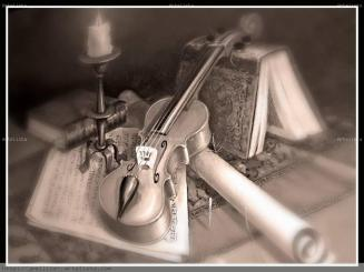 violín onírico